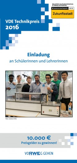 VDE_Technikpreis 2016_Titel